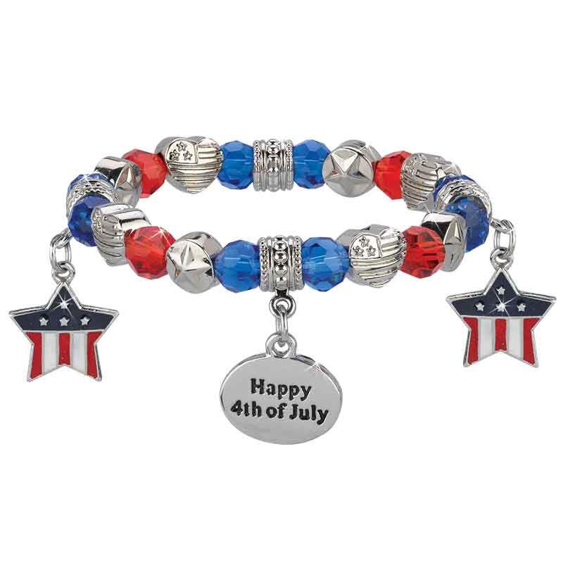 A Year of Celebration Beaded Stretch Bracelets Set 5743 001 9 5