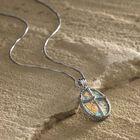 The Pieces of Jerusalem Roman Glass Pendant 2628 001 6 3