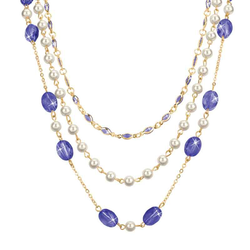 Birthstone Elegance Necklace Set 1478 001 9 9