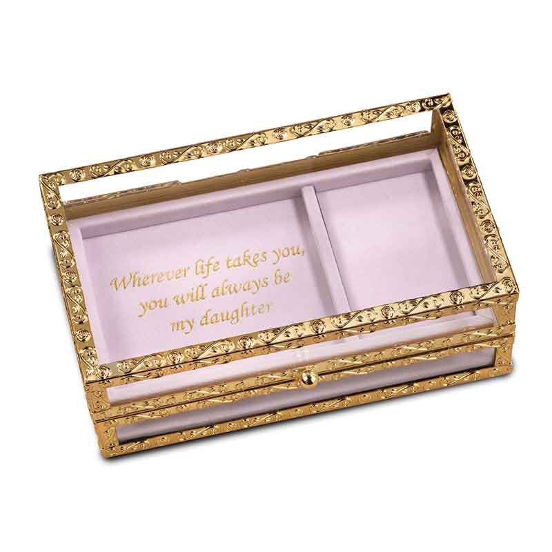 Always My Daughter Luxury Jewelry Box 2100 002 1 1