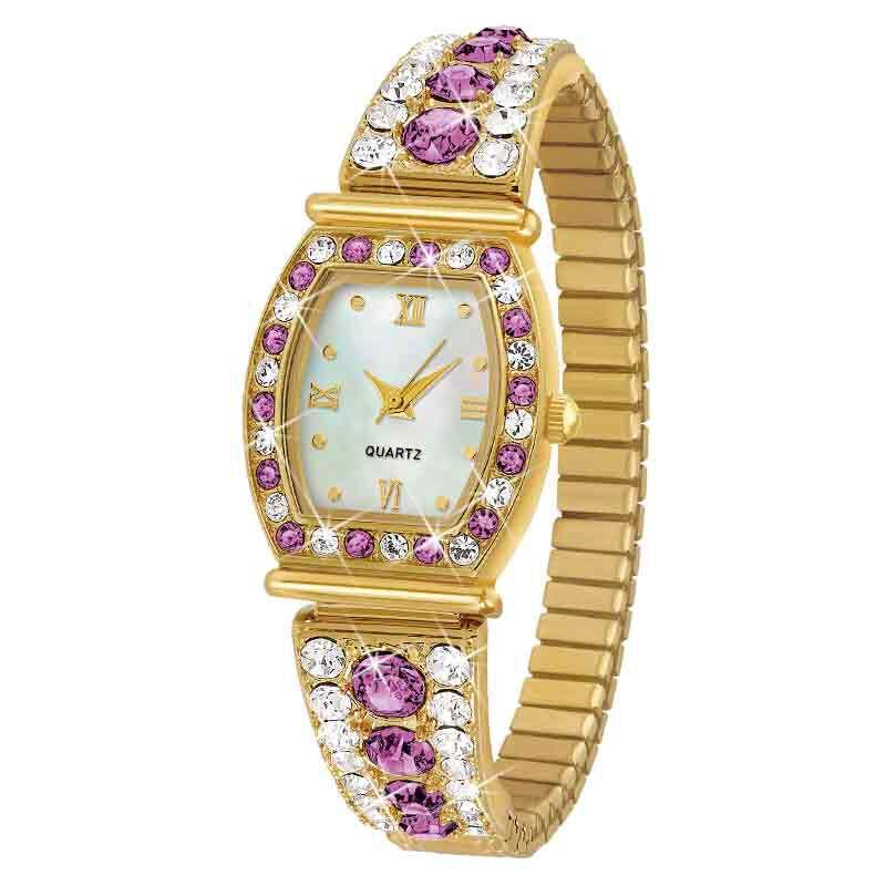 Birthstone Stretch Watch 5597 001 6 10