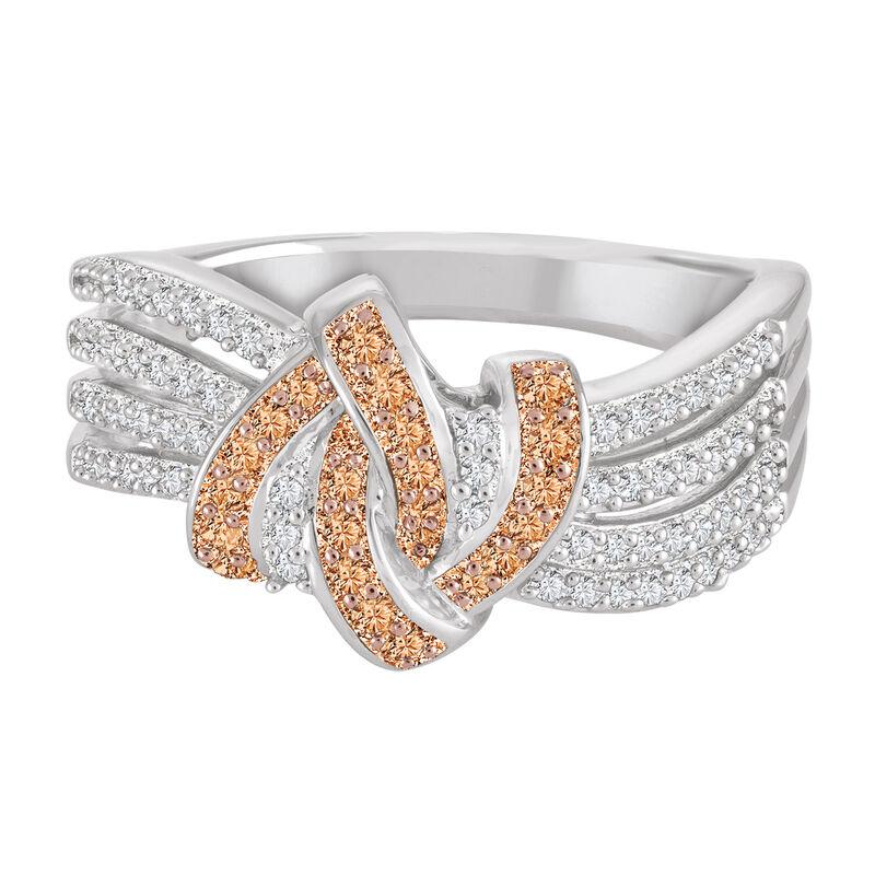 Champagne Dreams Diamond Ring 10296 0010 b flat