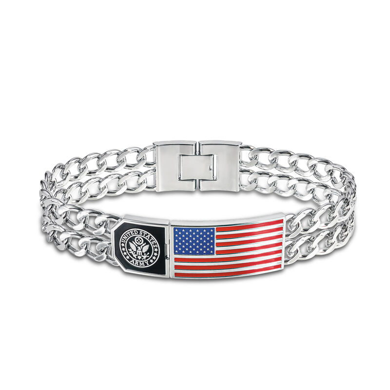 American Patriot Army Bracelet 10155 0010 a main