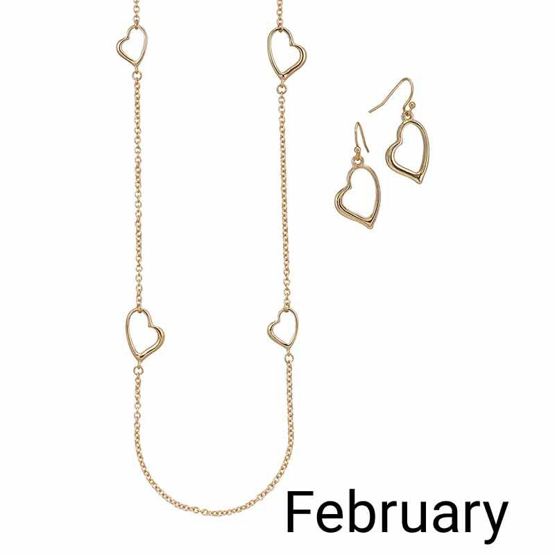 Golden Essentials Necklace Collection 6564 001 3 3