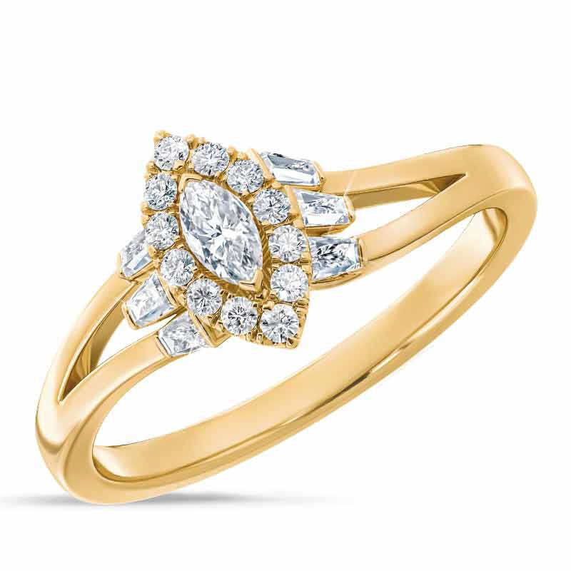Marquise Majesty Diamond Ring 2147 001 8 1