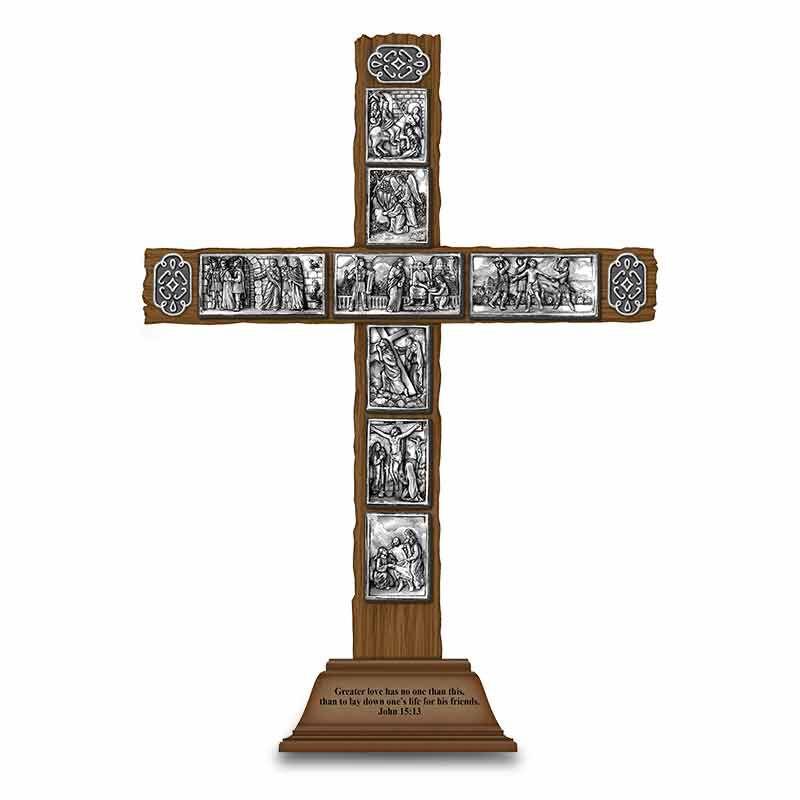 Passion of Christ Cross 5487 002 7 1