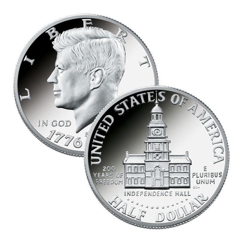 The Complete Bicentennial Mint Mark Set 4195 001 5 4