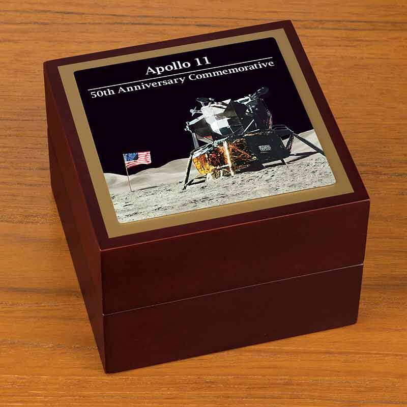 The Apollo 11 50th Anniversary Silver Dollar 2667 001 8 3