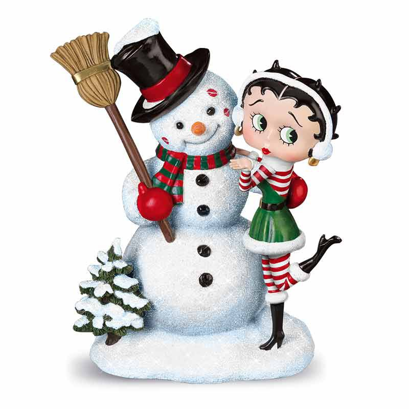 Betty Boop Snow Kissed 2553 001 5 1