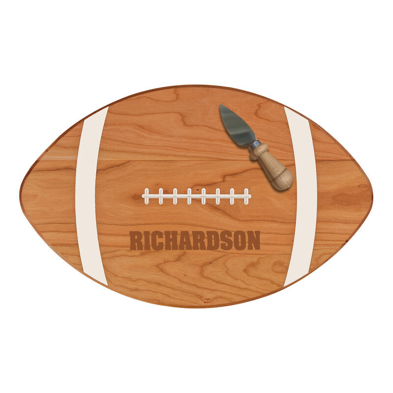 The Personalized Football Serving Board 5610 0027 a main