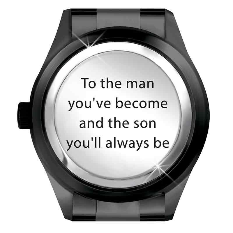 Son Diamond Watch 6133 001 5 2