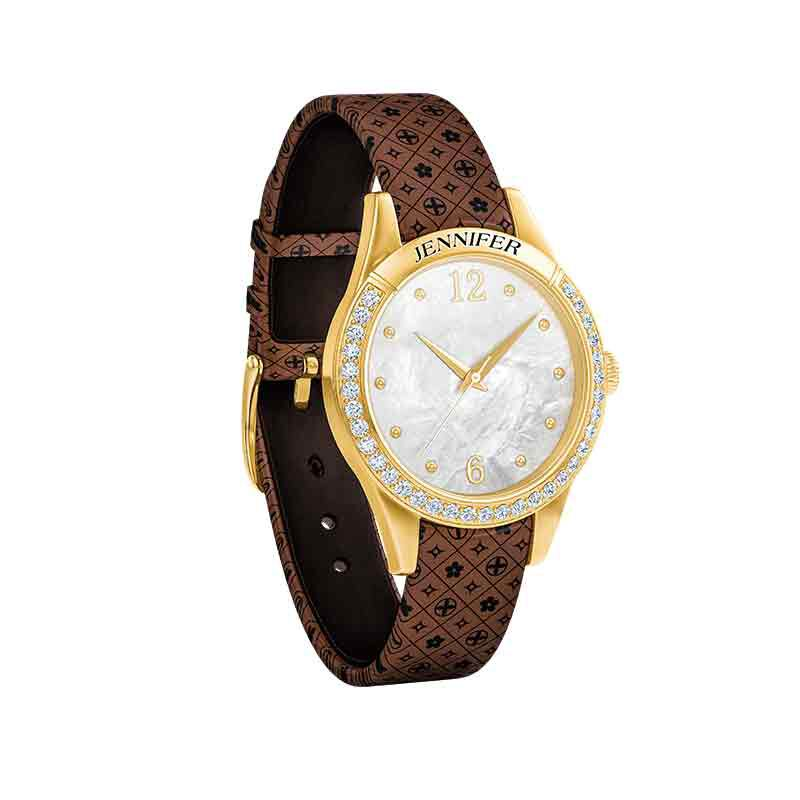 The Personalized Granddaughter Watch with Card 6794 001 5 3