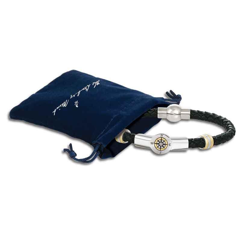 Grandson Leather Graduation Bracelet 5702 006 7 3