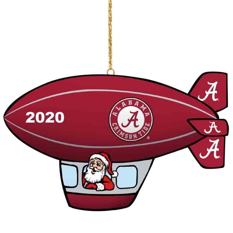 The 2020 Crimson Tide Ornament 5040 250 2 1