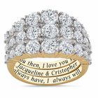 I Love You Always Diamonisse Ring Set 6419 001 0 1