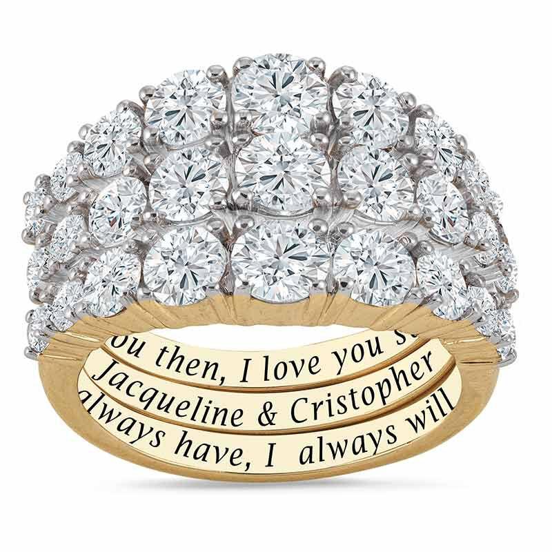 I Love You Always Diamonisse Ring Set 6419 001 0 1