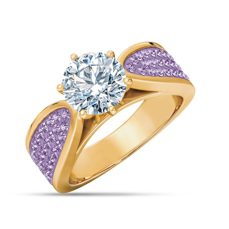 The Birthstone Fire Ring 2581 0011 f june