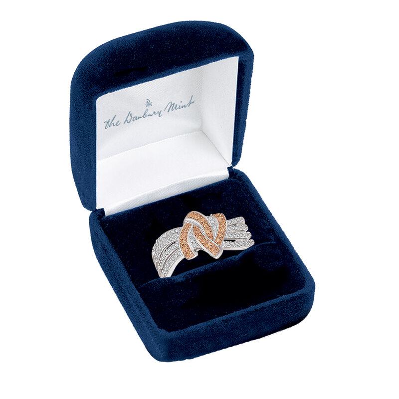 Champagne Dreams Diamond Ring 10296 0010 g gift box