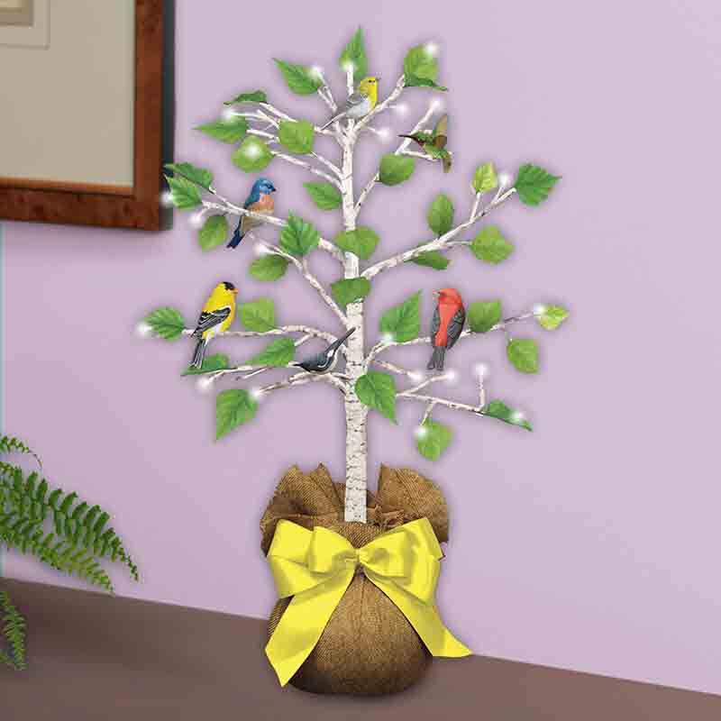 Summer Splendor Lighted Tree 5370 010 0 2