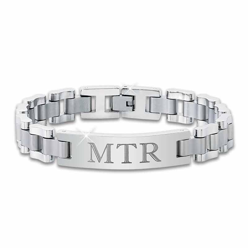 For My Grandson Personalized Graduation Bracelet 2981 014 0 1