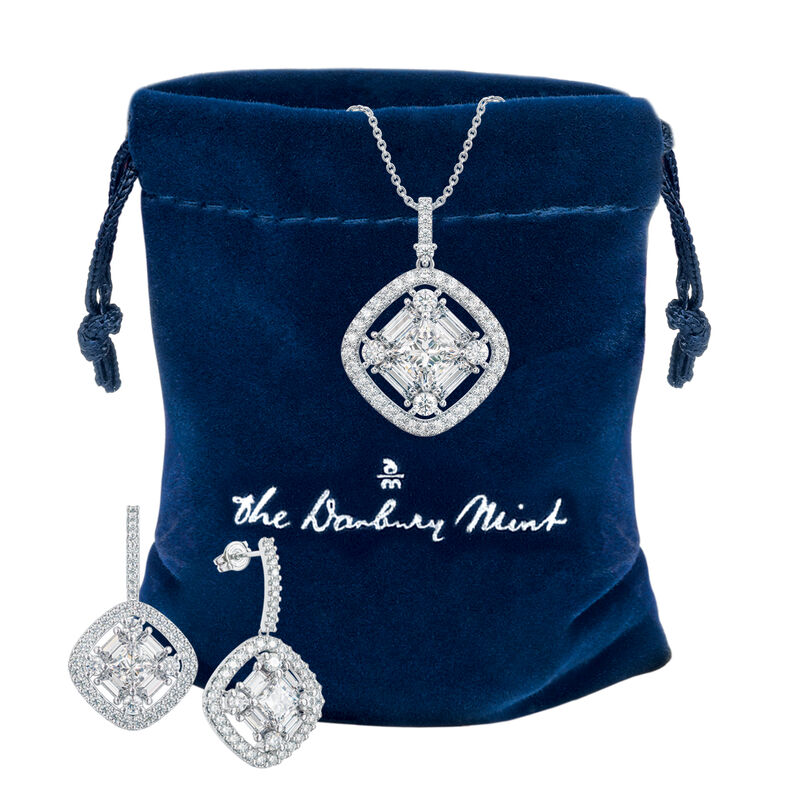 Refined Elegance Sterling Silver Set 6735 0017 g gift pouch