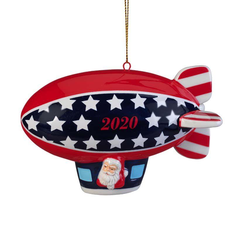 The 2020 Patriotic Ornament 0862 015 5 1