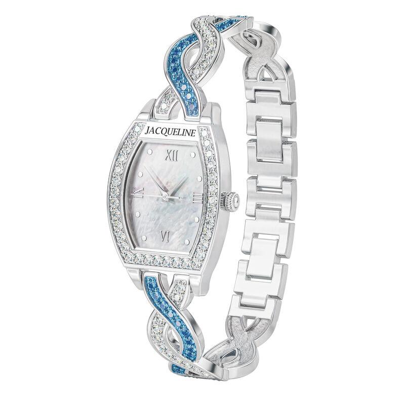 Birthstone Bracelet Watch 10148 0010 l december