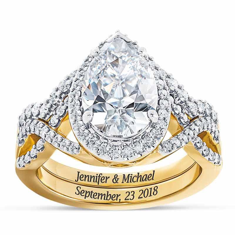 The Diamonisse Bridal Set 2775 001 7 1