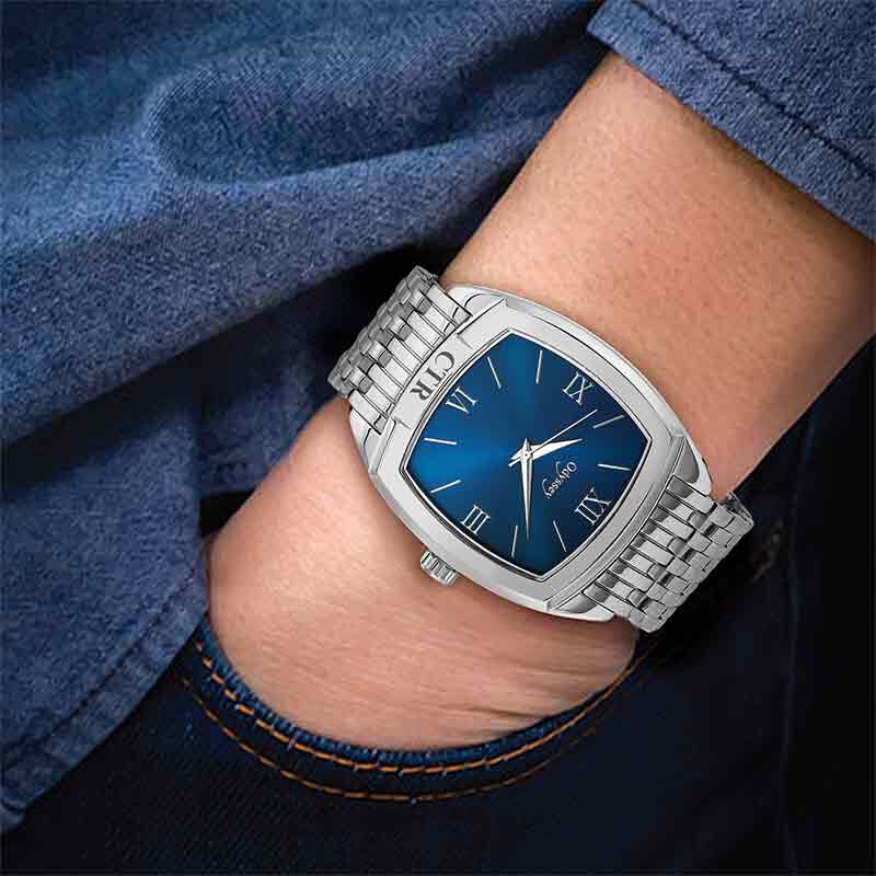Personalized Odyssey Mens Watch 6510 001 8 5