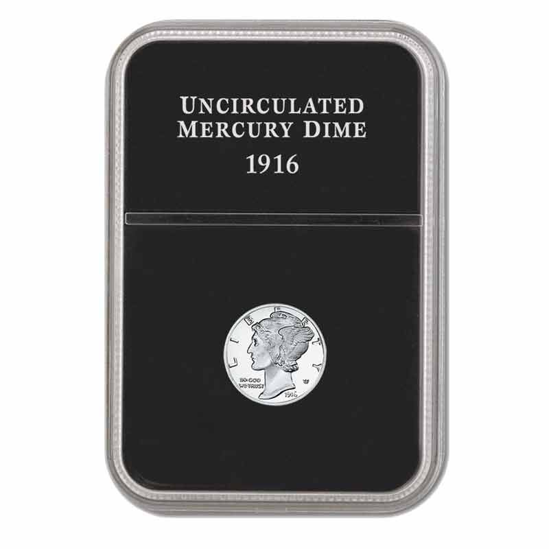 Uncirculated Mercury Dimes 5017 002 6 2