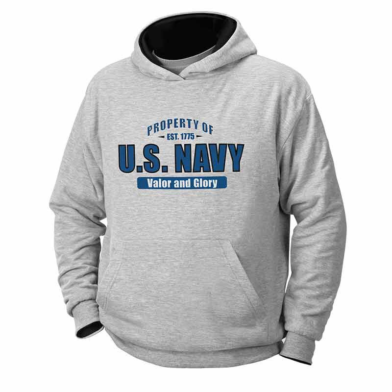 The Personalized Reversible US Navy Hoodie 2148 001 7 2