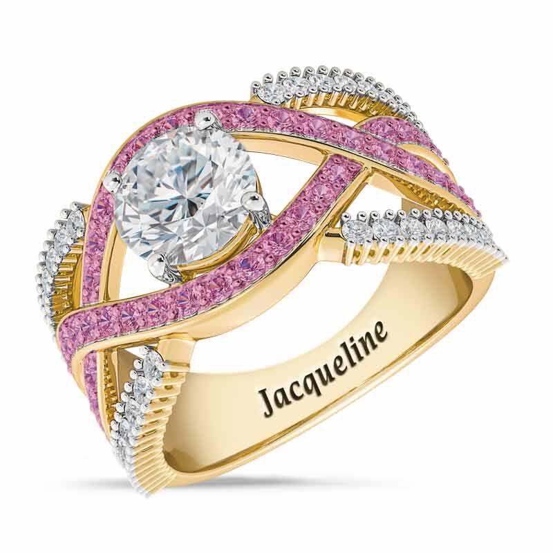 Birthstone Statement Ring 6243 001 2 10