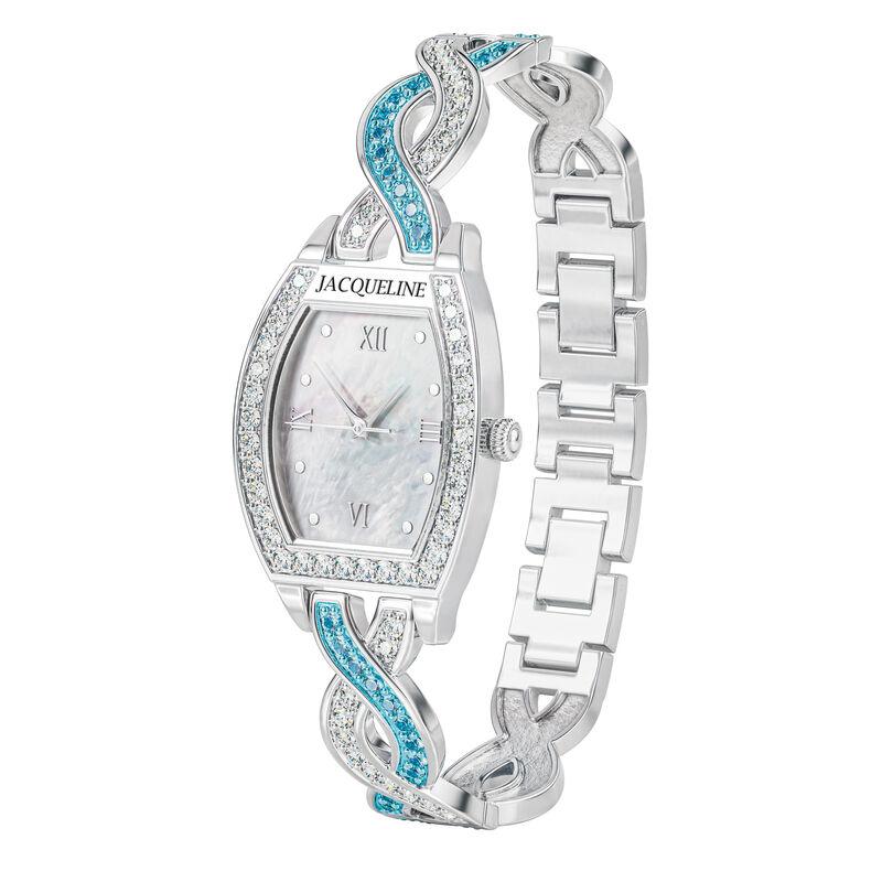 Birthstone Bracelet Watch 10148 0010 c march
