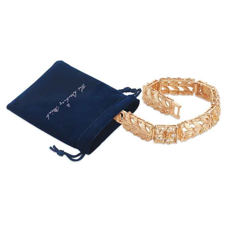 Healing Blooms Copper Bracelet 6368 001 1 4