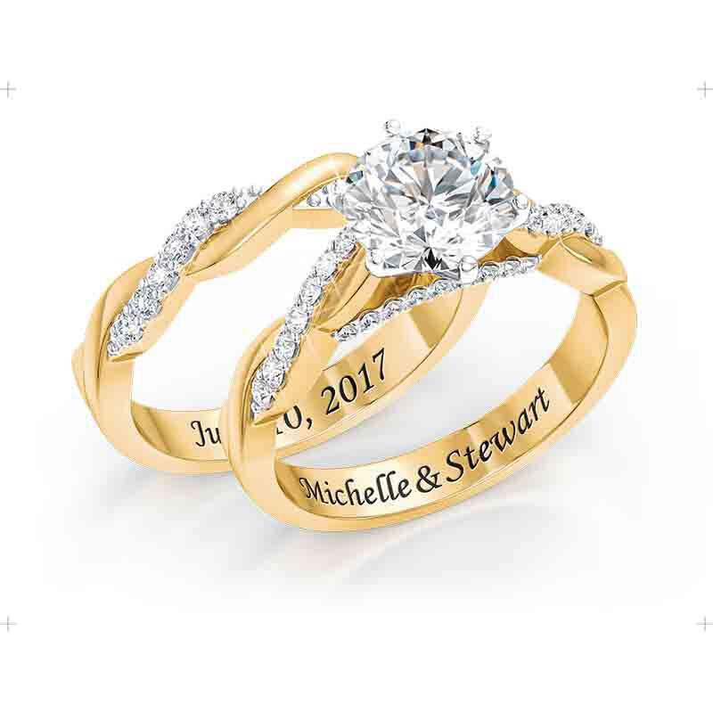 The Diamonisse Bridal Set 1656 001 3 1
