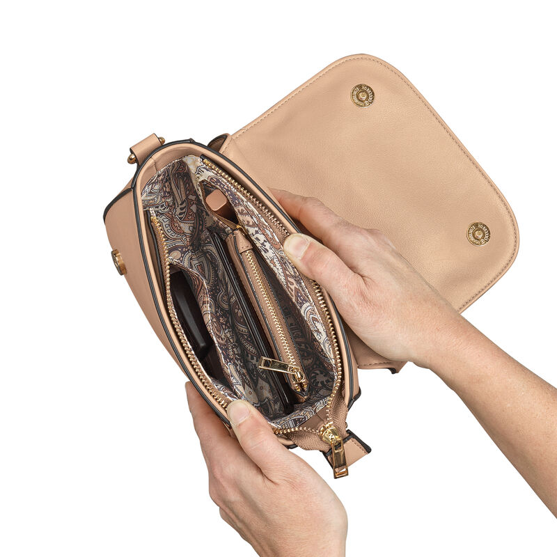 The Verona Handbag Set 5615 0022 c open
