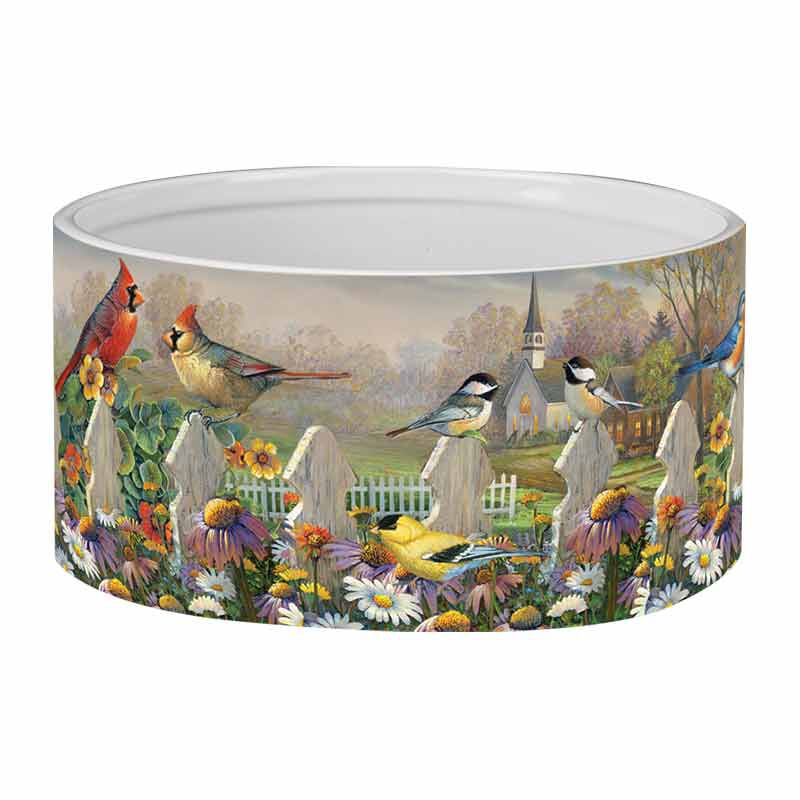 Seasons of Enchantment Songbird Clock 1925 001 8 4