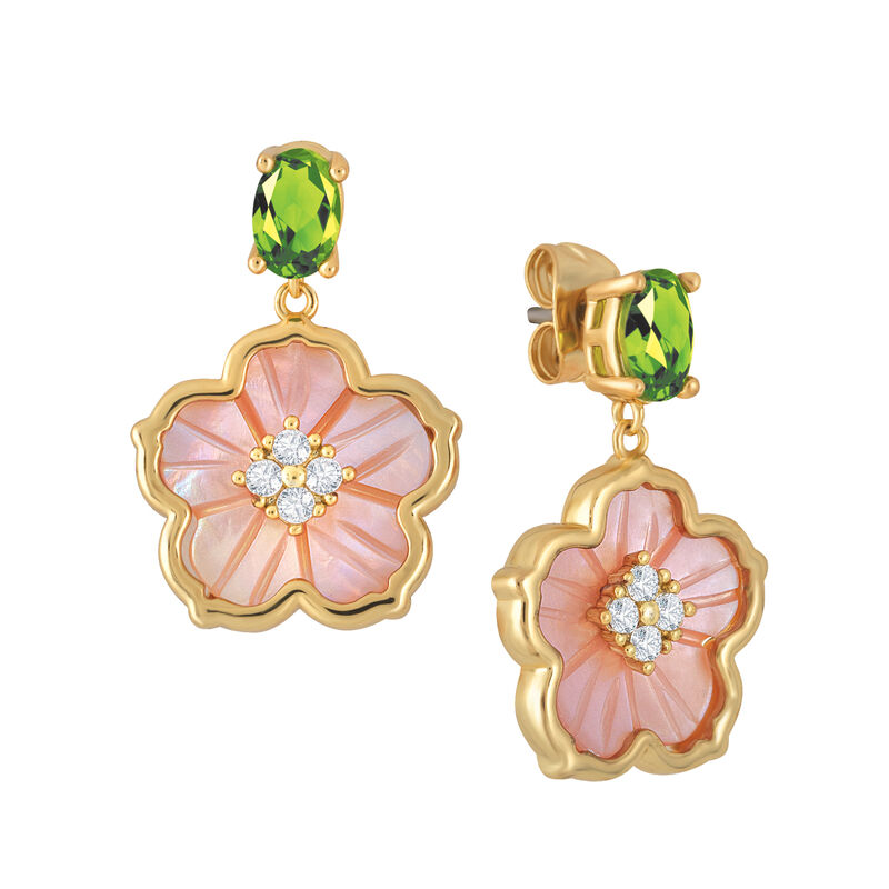 Mother of Pearl Earrings Collection 6822 0011 e earring05