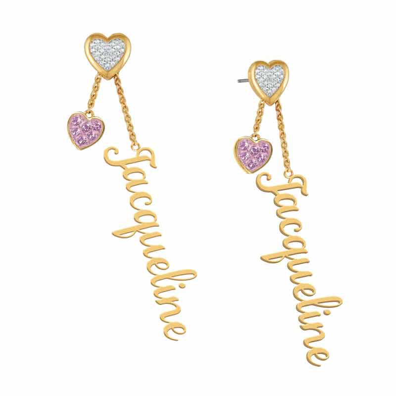 Personalized Birthstone Earrings 6553 001 6 6