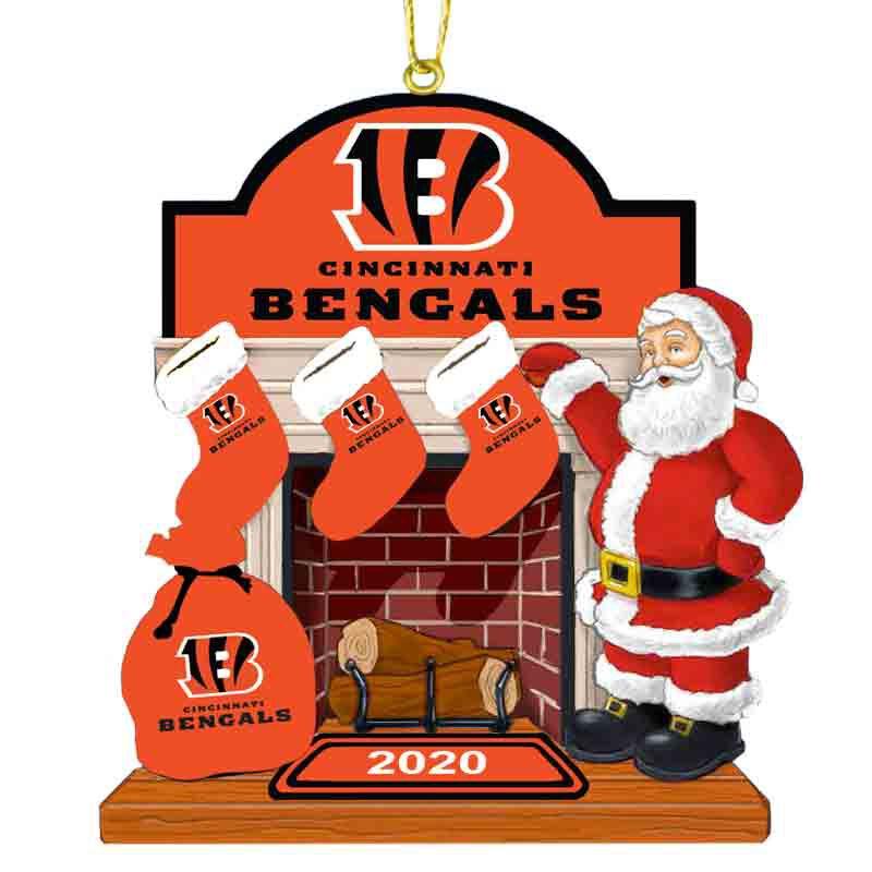 The 2020 Bengals Ornament 1443 123 3 1