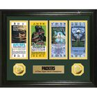 Green Bay Packers Super Bowl Framed Commemorative 4391 097 5 1
