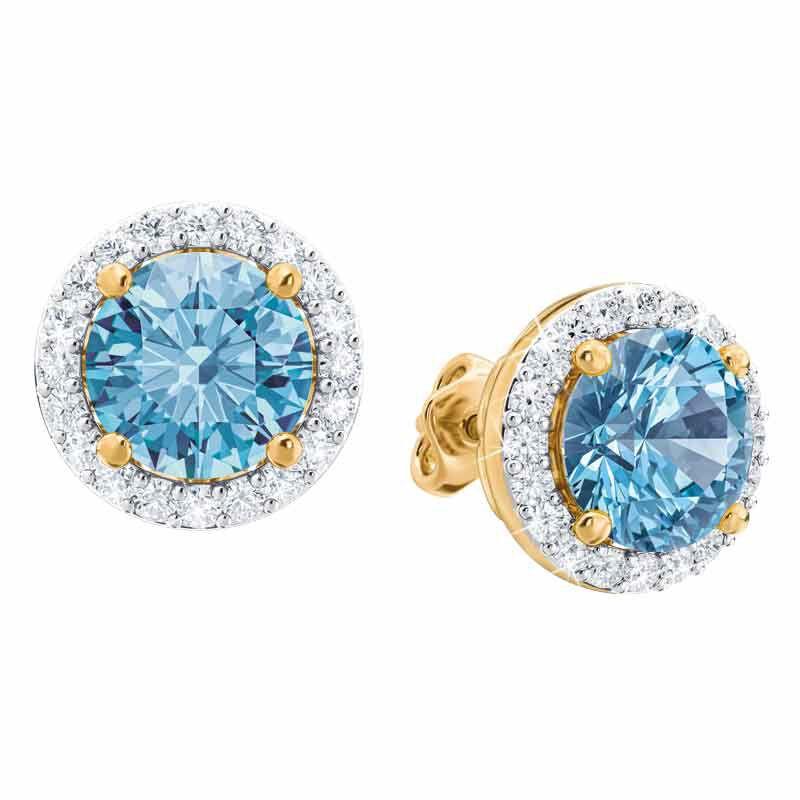 Birthstone Stud Earrings 3359 014 2 12