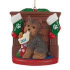 2021 Dog YorkiePC Ornament 6428 0431 a main