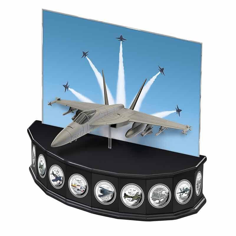 US Military Aircraft Commemoratives 4960 001 8 2