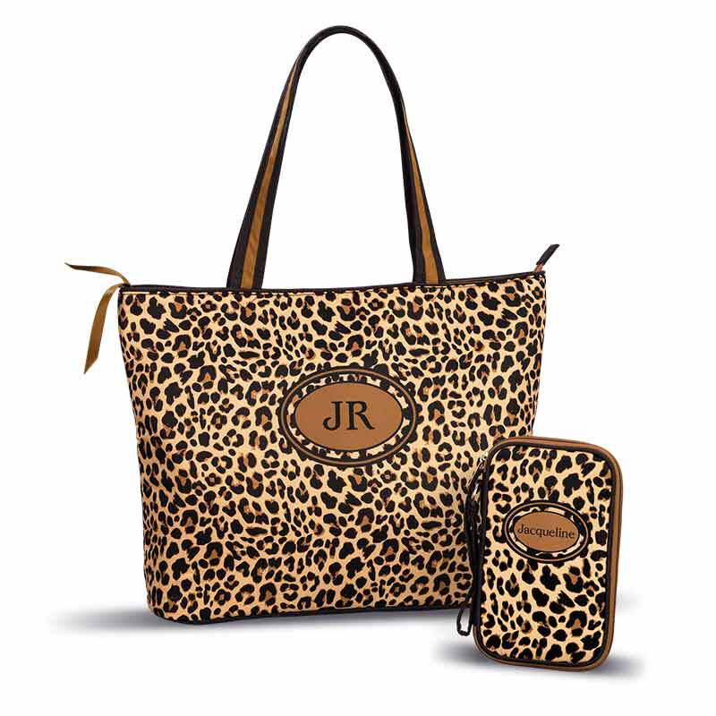 The Personalized Tote  Wristlet Set 6558 001 1 1