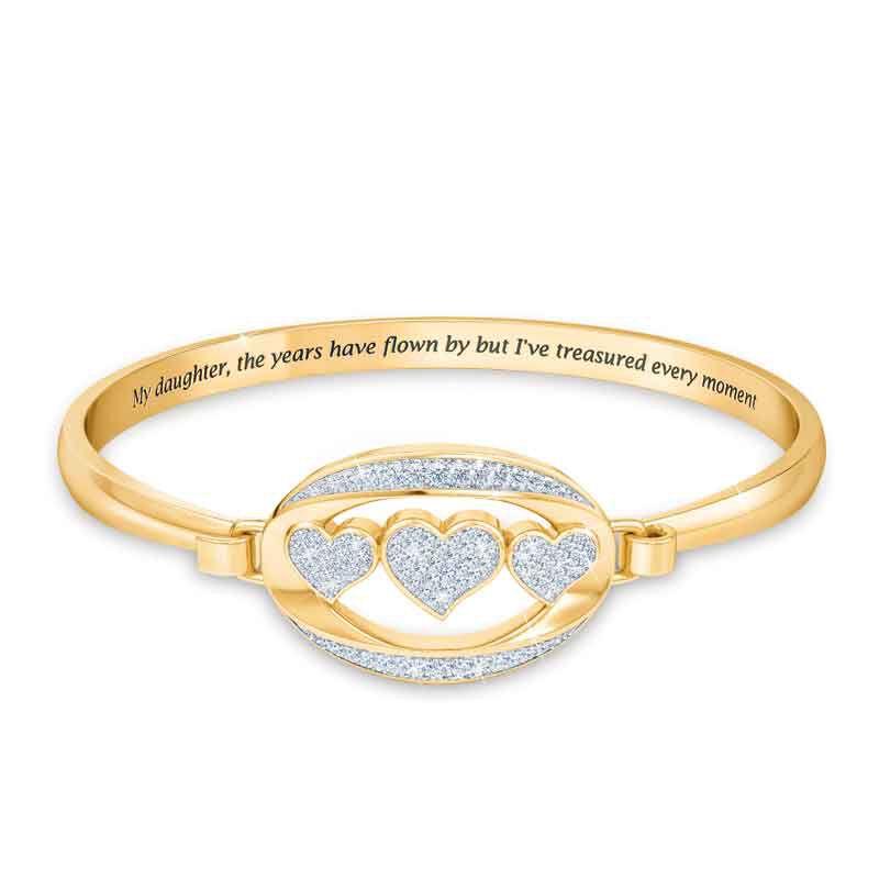 Daughter I Love You Diamond Bangle 1818 001 8 1