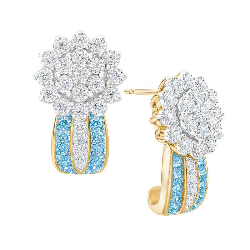 Birthstone Radiance Earrings 5687 0074 c march