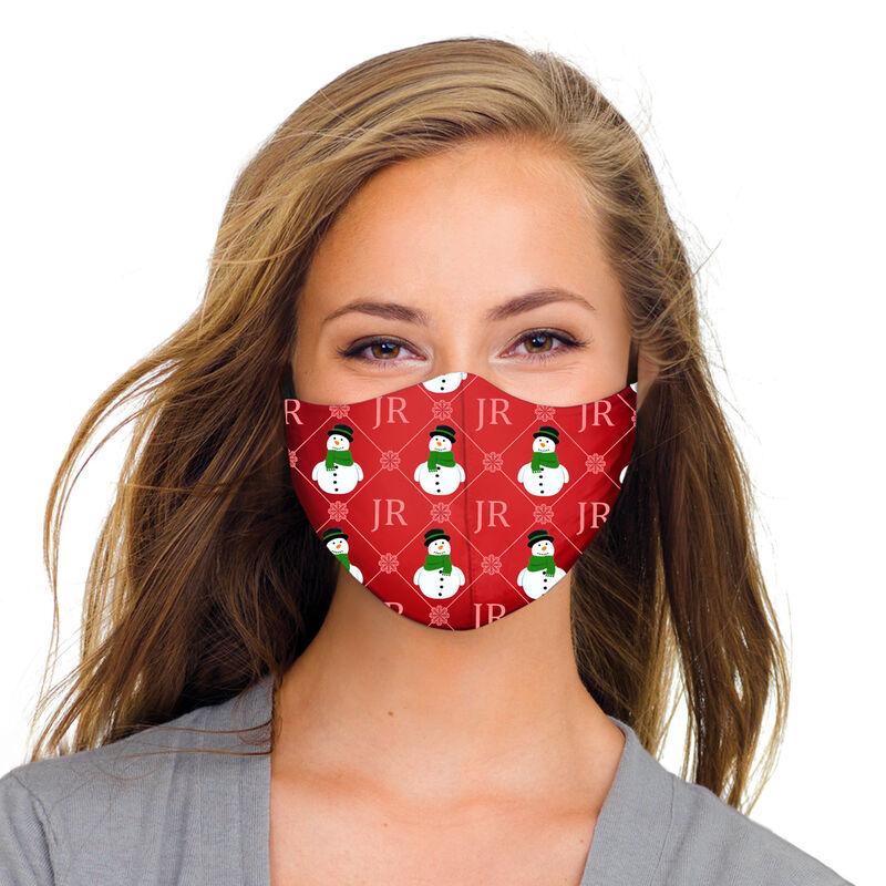 Women's Christmas Face Masks 10024 0043 b model