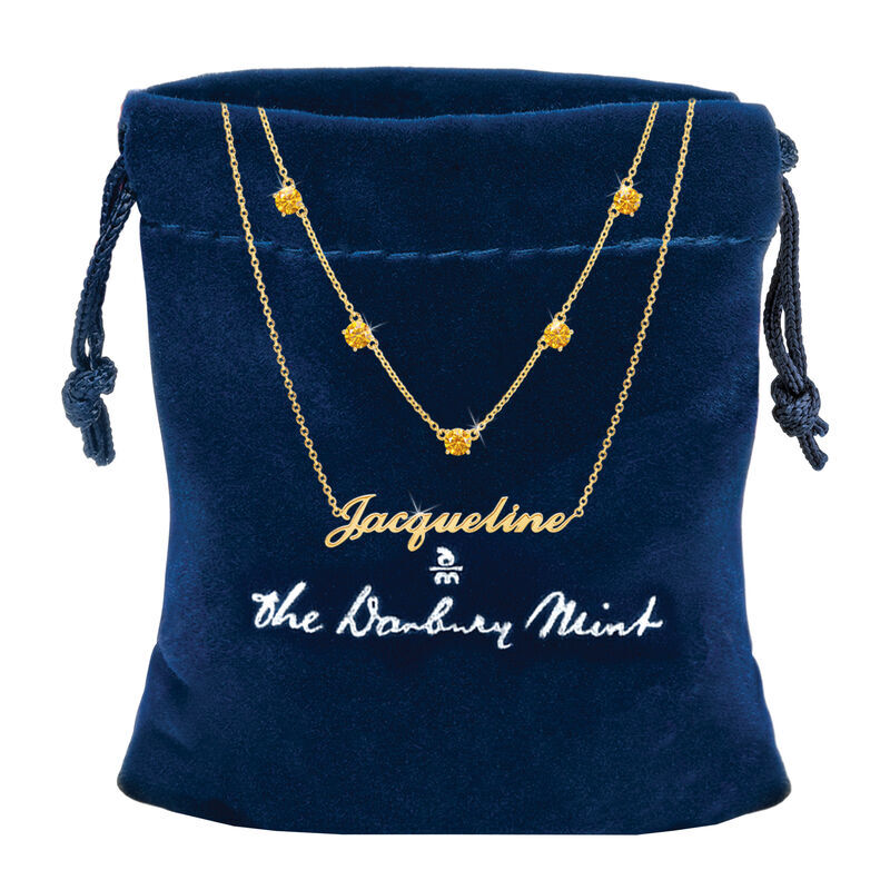 The Birthstone Layered Necklace 6788 001 3 13