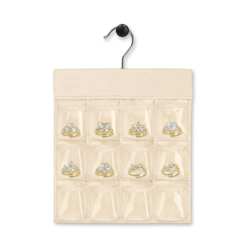 Facets Monthly Diamond Ring Collection 6114 0034 i organizer